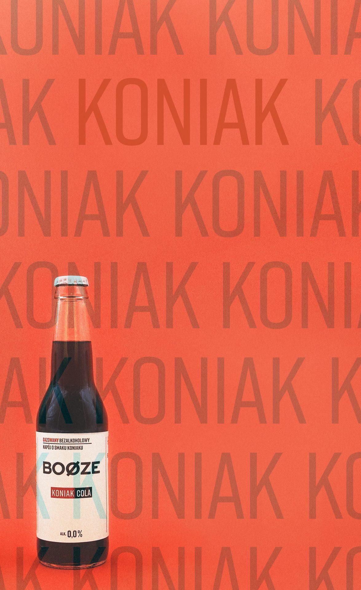 Booze Koniak cola