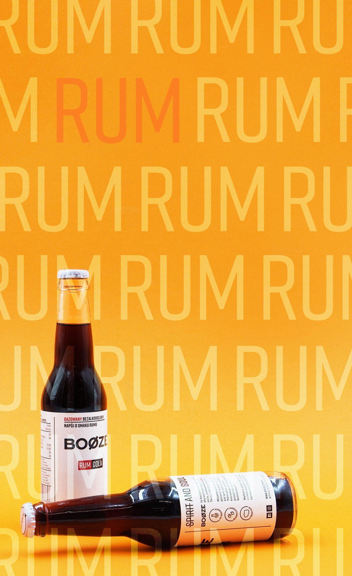 Booze Rum cola